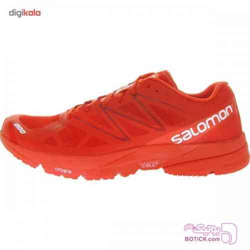 کفش مخصوص دويدن سالومون مدل S Lab Sonic قرمز کفش ورزشی