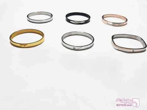 دستبند استیل cartier زرد دستبند و پابند