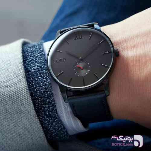 LORD SOLITUDE BLACK BLACK (ORIGINAL)  مشکی ساعت