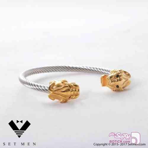 دستبند نقره ای دستبند