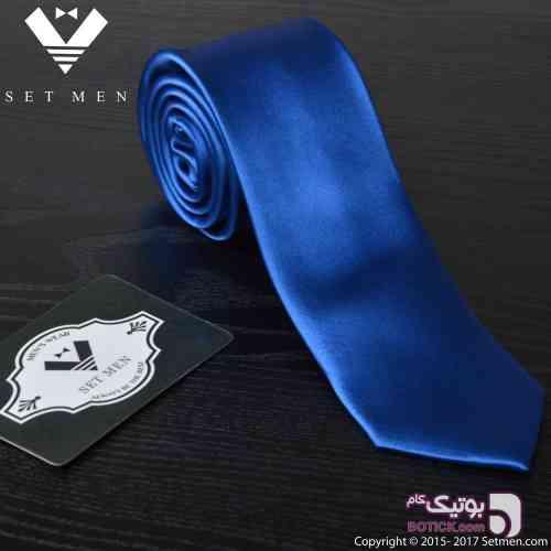 کراوات آبی كراوات و پاپيون