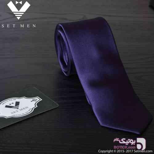 کراوات بنفش كراوات و پاپيون