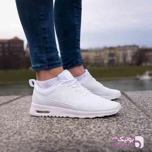 Nike airmax thea مشکی كتانی مردانه