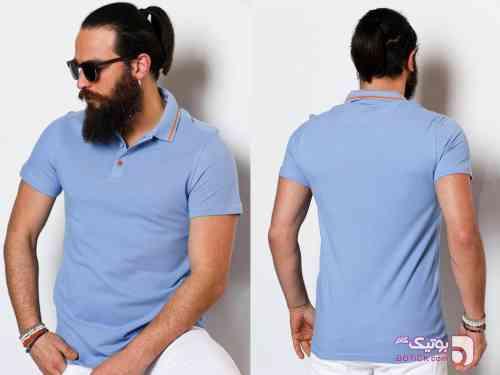 تی شرت مردانه Sateen آبی تی شرت مردانه