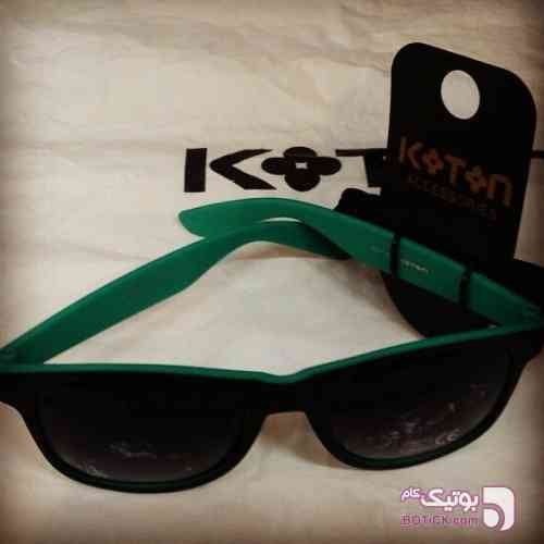 عینک آفتابی کوتون سبز عینک آفتابی