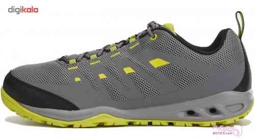 کفش مخصوص دويدن مردانه کلمبيا مدل Vapor Vent سبز کفش ورزشی