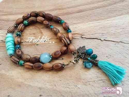 دستبند چوب زیتون  سبز دستبند و پابند