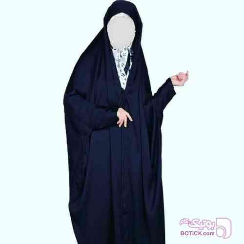 مدل چادر لبنانی  مشکی چادر و مقنعه