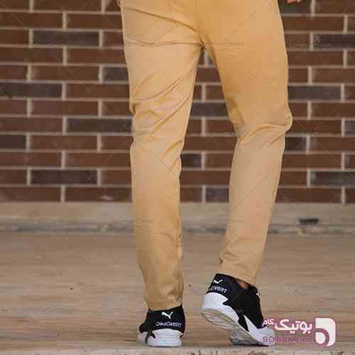 ست شلوار Rodeo و کفش Portis(مشکی) مشکی شلوار مردانه