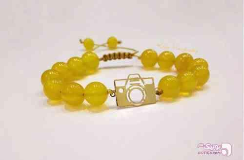 دستبند - شرف الشمس - طلا زرد دستبند و پابند
