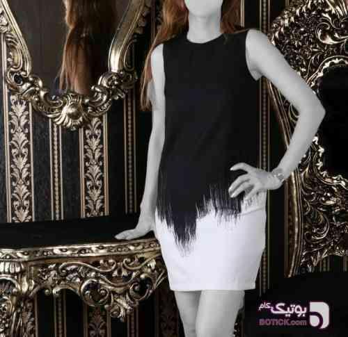 پیراهن مجلسی  مشکی لباس  مجلسی
