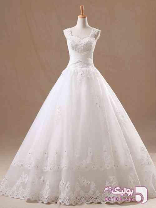 لباس عروس 2018 سفید لباس عروس