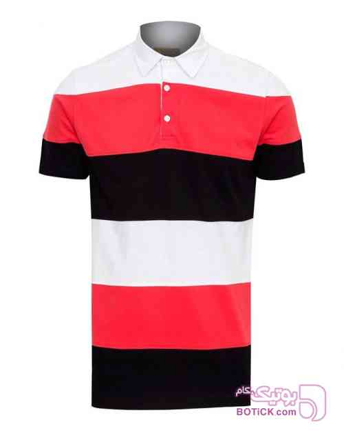 پولوشرت پنبه ای مردانه مشکی تی شرت مردانه