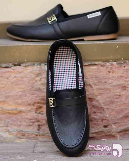 کفش کالج مردانه مشکی كتانی مردانه