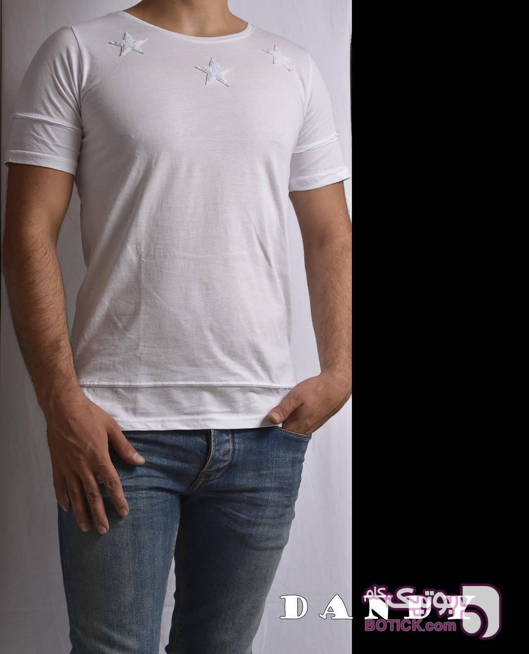 تیشرت استین کوتاه ترک کنلی اورجینال سبز تی شرت مردانه