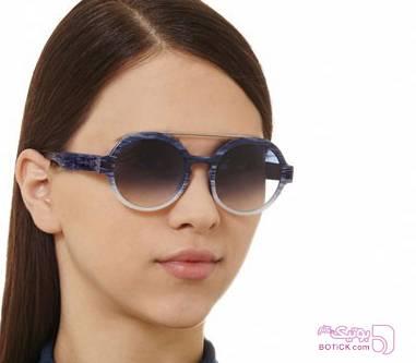 عینک آفتابی Italia Independent Iplastic 0913 سورمه ای عینک آفتابی