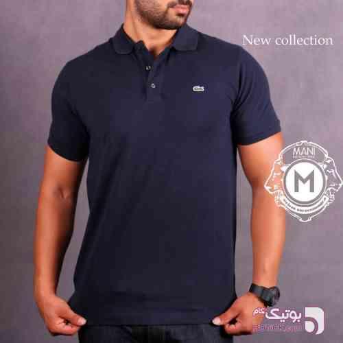 پلوشرت مردانه LACOSTE مشکی تی شرت مردانه