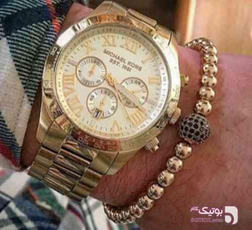 دستبند حدید طلایی دستبند و پابند