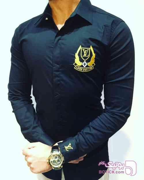 پیراهن مشکی  مشکی پيراهن مردانه