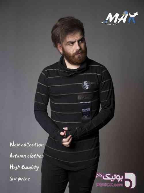 تیشرت مشکی تی شرت مردانه