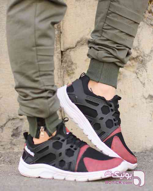 کفش ورزشی Reebok مشکی كتانی مردانه