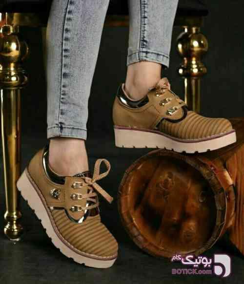 کفش دخترانه ماکس سبز كفش زنانه