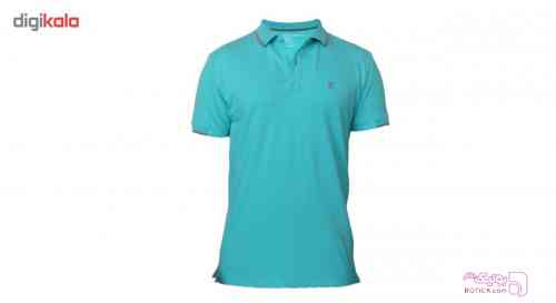 پلو شرت مردانه نکستبیسیکس مدل Limpetshell 717309 آبی تی شرت مردانه