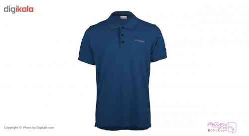 پلو شرت مردانه کلمبيا مدل Cascade Range تی شرت مردانه