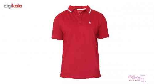 پلو شرت مردانه نکستبيسيکس مدل 717309 Chilipepper قرمز تی شرت مردانه