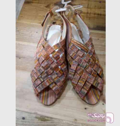 کفش دارایی کرم كفش زنانه