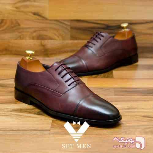کفش مردانه قهوه ای كفش مردانه