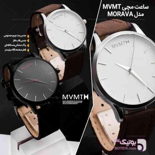 ⌚️ساعت مچی MVMT مشکی ساعت