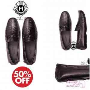کفش مردانه emenegildo zegna  مشکی 96 17