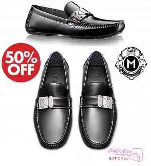 کفش مردانه LOUIS VUITTON مشکی 96 17