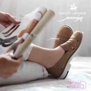 کفش تمام چرم دست دوز طبی ایرانی سبز 96 17