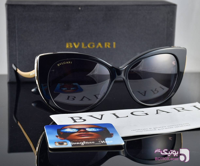 Buvlgari 2017 مشکی عینک آفتابی