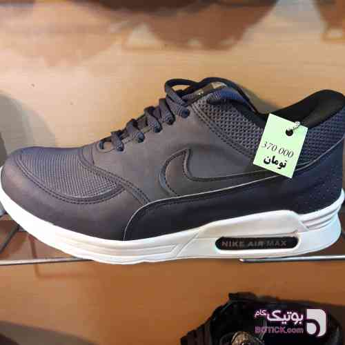 کفش کتونی مردانه مشکی كتانی مردانه