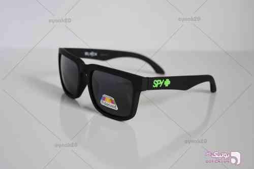 عینک آفتابی اسپای مدل S6010 مشکی عینک آفتابی