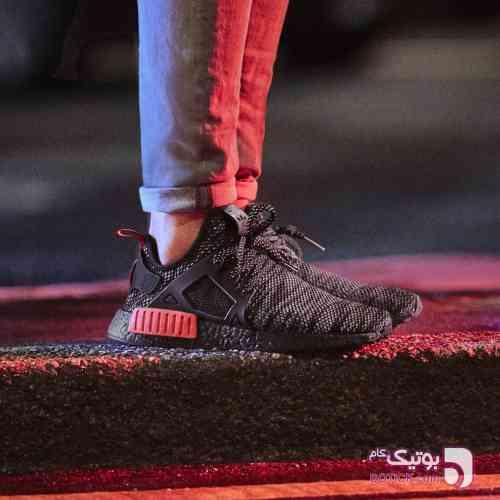 کفش اسپرت ورزشی ادیداس  Adidas NMD مشکی كتانی مردانه