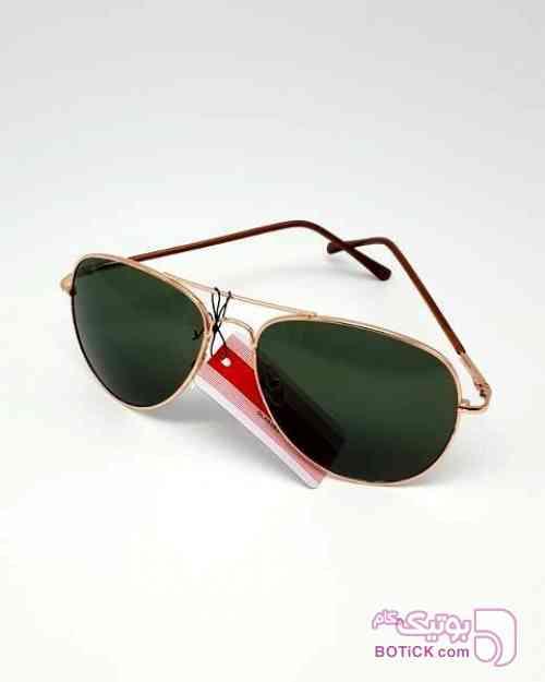 B.S GLASSES مدل 8006 زرد عینک آفتابی