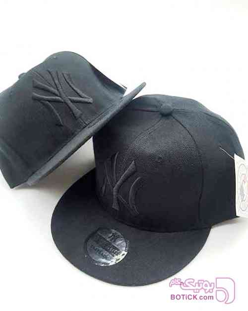 NY_ YANKEE METALIC RUST کلاه کپ مشکی کلاه