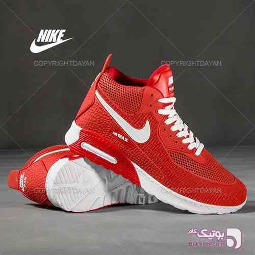 کفش ساق دار Nike مدل Odek(قرمز) زرشکی كتانی مردانه