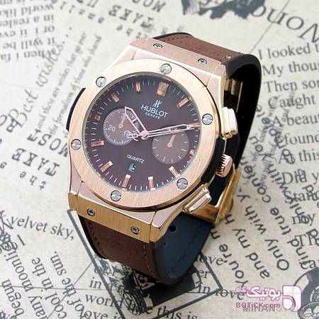 ساعت مچی هابلوت مدل BIGBANG مشکی ساعت
