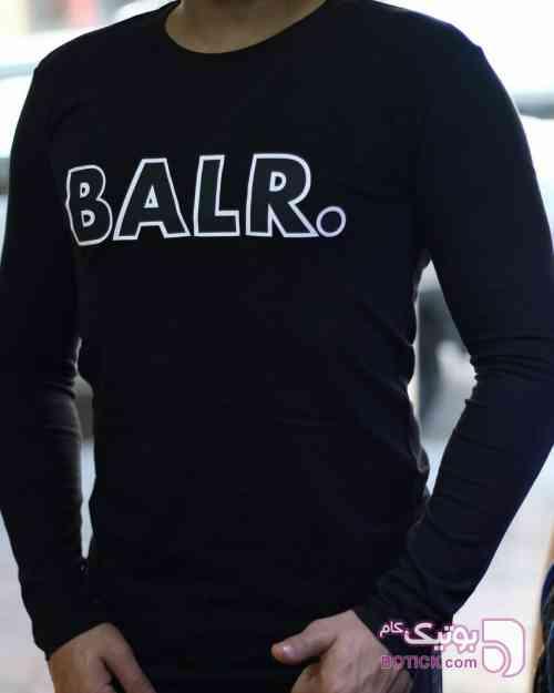 تیشرت ترک BALR مشکی تی شرت مردانه