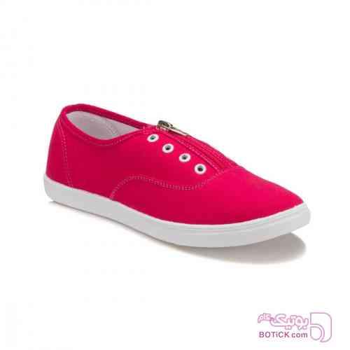کفش راحتی قرمز كفش زنانه