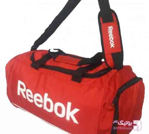 ساک ورزشی Reebok قرمز ساک و کوله