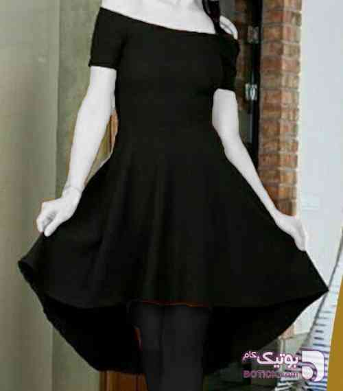پیراهن عروسکی مشکی لباس  مجلسی