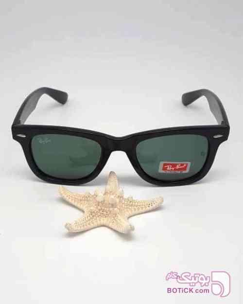 عینک آفتابی Ray-Ban WAYFARER ویفری مشکی عینک آفتابی
