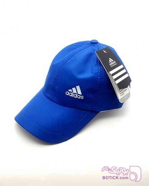 کلاه کپ اسپورت آدیداس adidas آبی کلاه