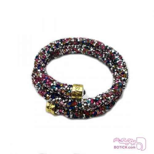 دستبند طرح سواروسکی SWAROVSKI قرمز دستبند و پابند